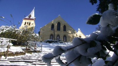 St . Anddrews_ Church ,Winter