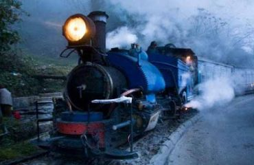 Darjeeling_ Toy Train