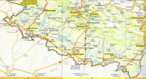 toutist_map_usnagar