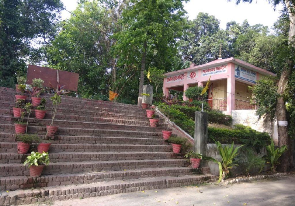 द्रोणा सागर मंदिर