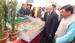 KISSAN MELA ATTENDED BY Hon GOVERNOR, UTTARAKHAND