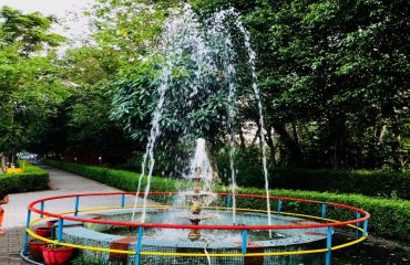 lake_paradise_rudrapur_fountain