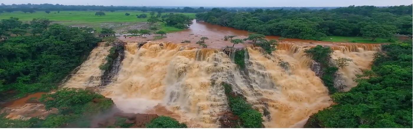तीरथगढ जलप्रपात