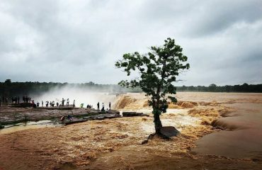 Chitrakote Waterfall