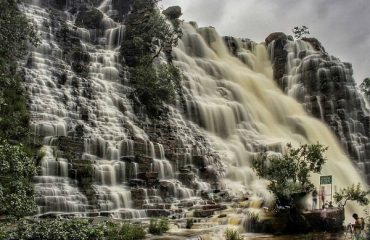 Tirathgarh Waterfall Bastar