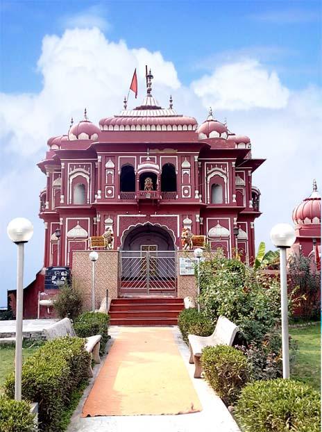 Baba Kali Kamli Wale Temple Kurukshetra