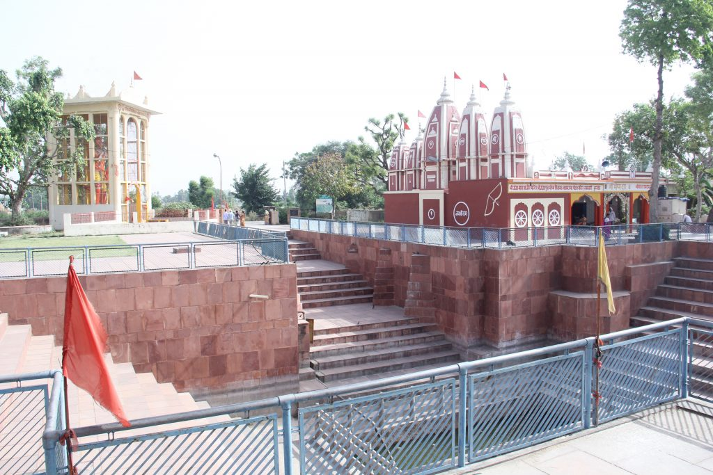 Bhisham Kund Side View