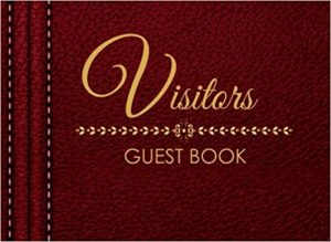 visitors Book icon