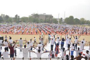 YogaDay-Kurukshetra