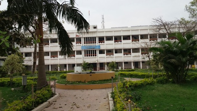 COLLECTORATE BUILDING AURANGABAD
