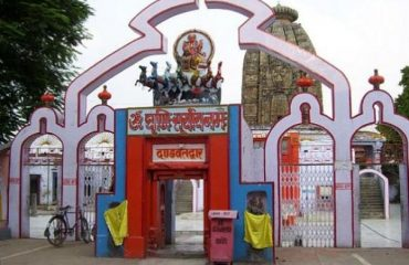 Main Gate of Dev-Temple