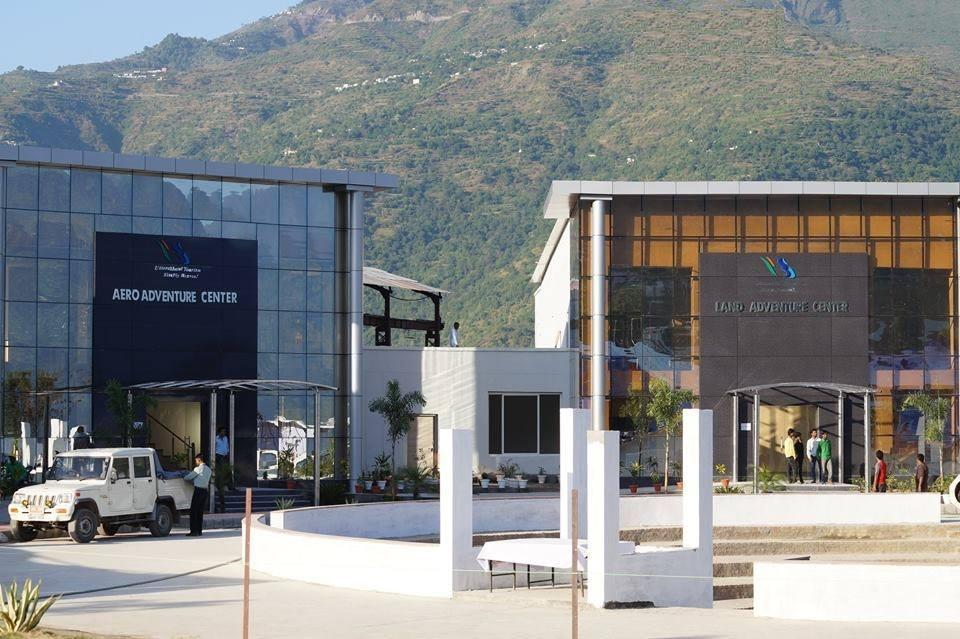 टिहरी पर्यटन केंद्र