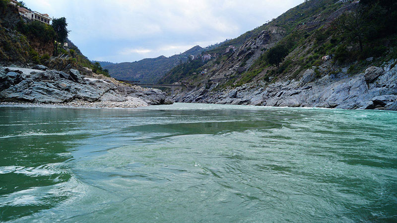 Ganga at Devprayag