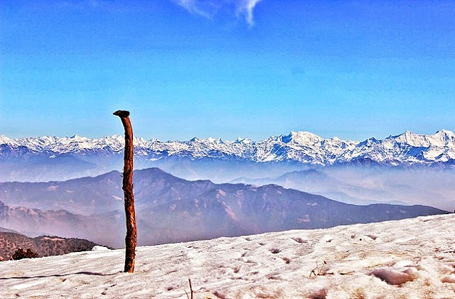 Snow View of Nagtibba