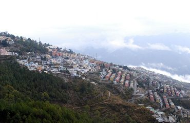 View of New Tehri City
