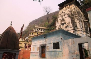 Raghunath temple at Devprayag