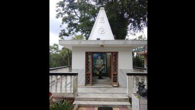 Shiva Idol of Maa Bhabatarini mandir, Kalishason