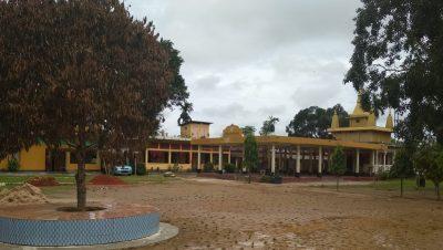 Udayan Buddha Bihar premises, Pecharthal