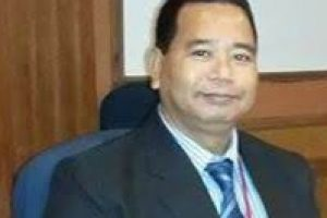 Rabindra Reang, DM & Collector