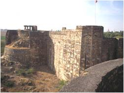 Bhuragarh Fort