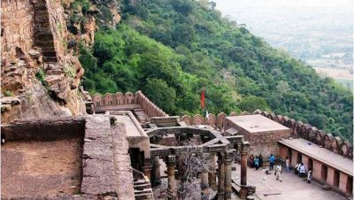 KIalinjar Fort