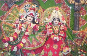 iskcon temple Darshan