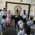 Interaction Session with school students