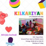 Kilkariyan - A Playroom for Kids- an Initiative by District Administration 2