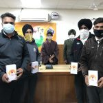 Distribution of Mobile to Students Under Third phase of Punjab Smart Connect 2