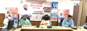 Inagurated 11 Wellness centres in district