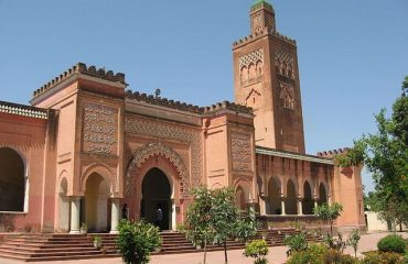 Moorish Mosque Kapurthala