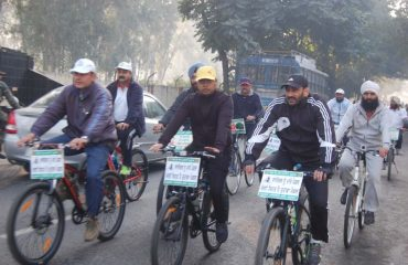 SDM's on Cycle Rally