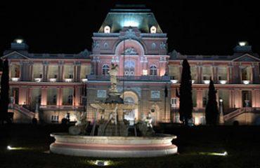 Jagatjit Palace at Night