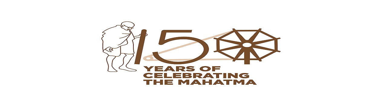 CELEBRATING150 YEARS OF THE MAHATMA