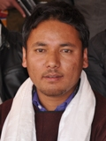Shri Tsering Sangdup, Hon'ble Executive Councilor for Tourism and Education