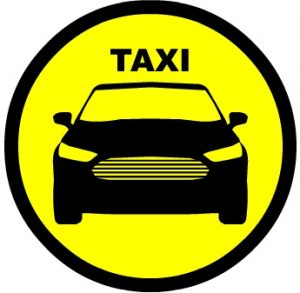 Icon for Taxi Rates