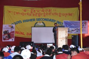Digital India Celebration at Government Boys Higher Secondary School, Leh.