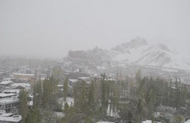 Winter in Leh