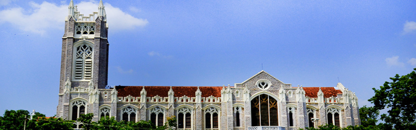 Medak Church view