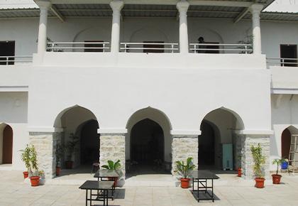 మెదక్ పట్టణంలోని హరితా హోటల్