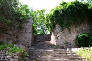Medak Fort- structure