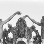 First abhishekam done on 3rd Feb 1983, the day of pratista