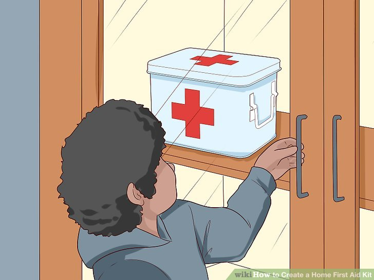 First-Aid Kit in schools