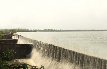 Pocharam-Reservoir- DAM View