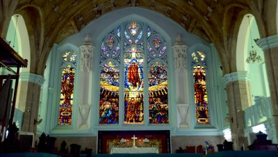 Stained Glass(1)- The biggest attraction
