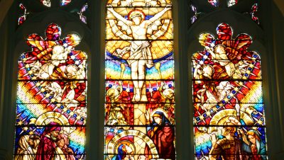 Stained Glass(2)- The biggest attraction