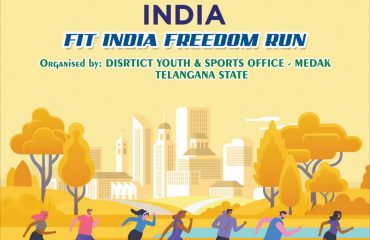 FIT INDIA(DISTRICT YOUTH & SPORTS)MEDAK