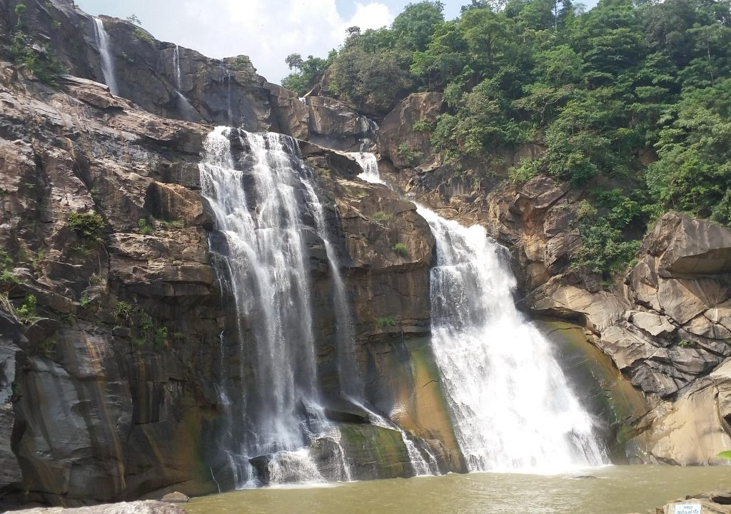 hundru fall ranchi