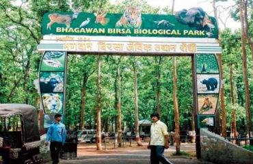birsa zoo ranchi
