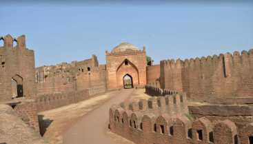 Bidar Fort Entrance